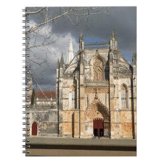 Cuaderno Castillo portugués