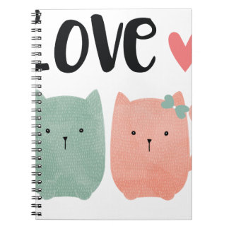 Cuaderno Cats