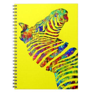 Cuaderno Cebra #2