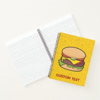 Cuaderno Cheeseburger