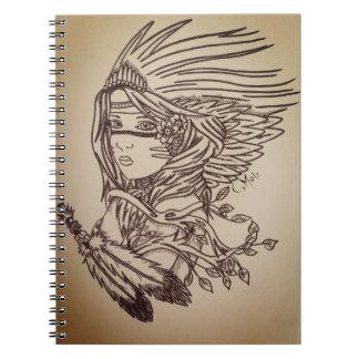 Cuaderno Chica nativo