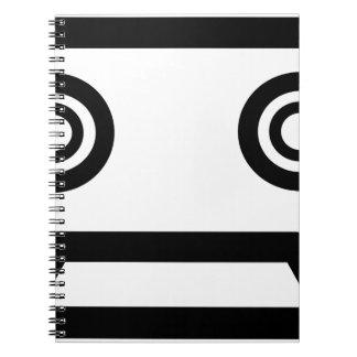 Cuaderno Cinta de casete