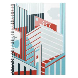 Cuaderno Ciudad moderna