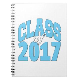 Cuaderno Clase de 2017