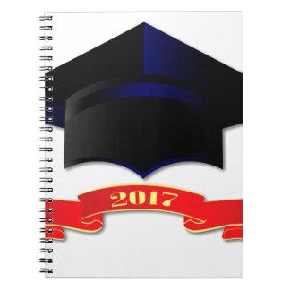 Cuaderno Clase del casquillo de 2017