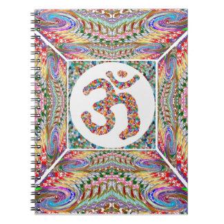 Cuaderno Colección de la joya del mantra de OM
