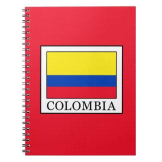 Cuaderno Colombia