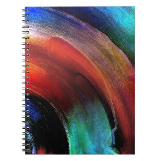 Cuaderno Colores redondos cuartos
