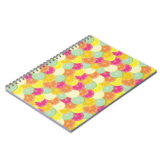 Cuaderno Colorful Citrus