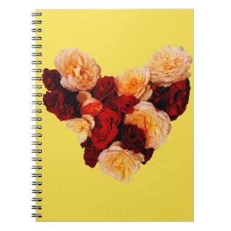 Cuaderno Corazón #3