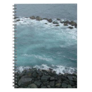 Cuaderno Costa de la roca