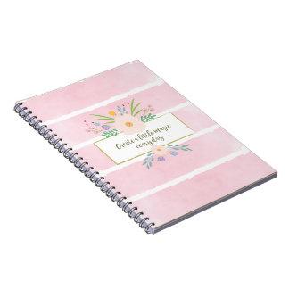 Cuaderno ¡Cree una poca magia!