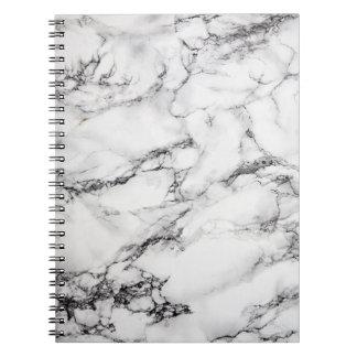 Cuaderno ¡Cuaderno de mármol de la foto (80 páginas B&W)!