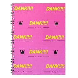 Cuaderno ¡Cuaderno húmedo!