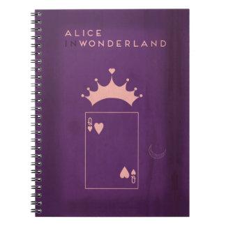 Cuaderno Cuentos de hadas minimalistas el | Alicia en el