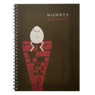 Cuaderno Cuentos de hadas minimalistas el | Humpty Dumpty