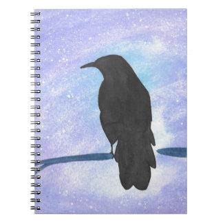 Cuaderno Cuervo Stargazing