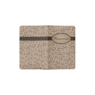 Cuaderno de bolsillo adaptable del modelo del
