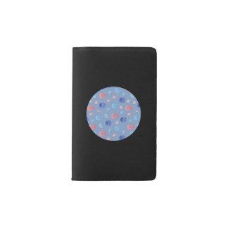 Cuaderno de bolsillo chino de las linternas