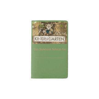Cuaderno De Bolsillo Moleskine Amo guardería