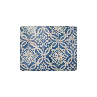 Cuaderno De Bolsillo Moleskine Azulejo del portugués del vintage