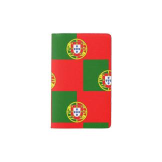 Cuaderno De Bolsillo Moleskine Bandera nacional de Portugal