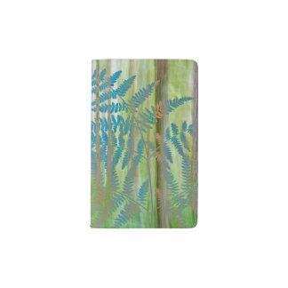 Cuaderno De Bolsillo Moleskine Collage de los helechos y del bosque el | Seabeck,