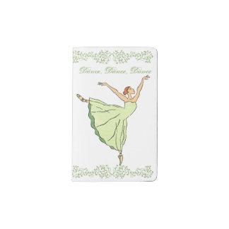Cuaderno De Bolsillo Moleskine Danzas de la tolerancia de la bailarina