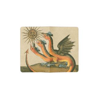 Cuaderno De Bolsillo Moleskine Dragones de Clavis Artis