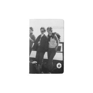 Cuaderno De Bolsillo Moleskine El cruzar vía el transbordador