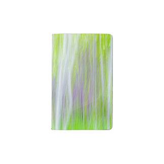 Cuaderno De Bolsillo Moleskine Extracto del rastro del río de los árboles el |