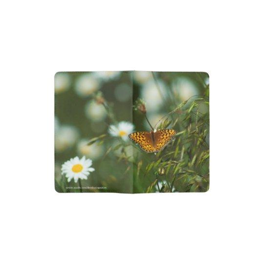 Cuaderno De Bolsillo Moleskine Mariposa pacífica del Fritillary