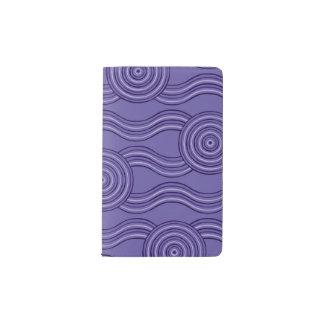 Cuaderno De Bolsillo Moleskine Melaleuca aborigen del arte