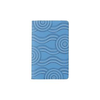 Cuaderno De Bolsillo Moleskine Océano aborigen del arte