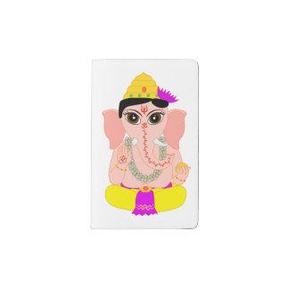 Cuaderno De Bolsillo Moleskine Poco Ganesha