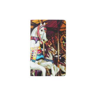 Cuaderno De Bolsillo Moleskine Tres caballos del carrusel