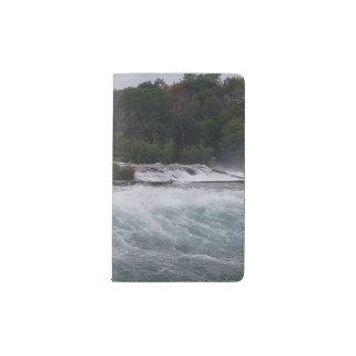 Cuaderno De Bolsillo Moleskine Visita turística de excursión en Niagara Falls