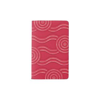 Cuaderno De Bolsillo Moleskine Waratah aborigen del arte