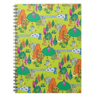 Cuaderno de Bunnyland