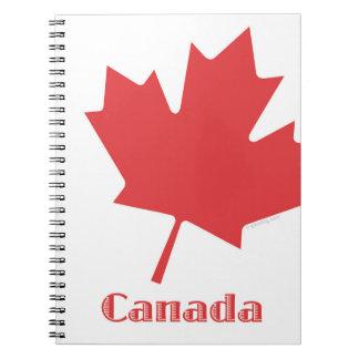 Cuaderno de Canadá