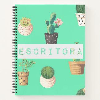 Cuaderno de Escritora