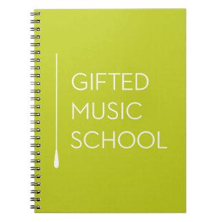 Cuaderno de GMS