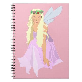 Cuaderno de hadas