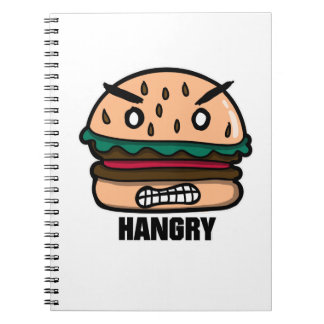 Cuaderno de Hangry