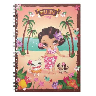 Cuaderno de Hula Lulu