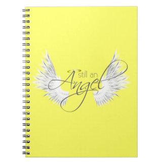 Cuaderno de la foto