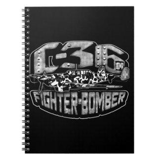 Cuaderno de la foto del espiral del cuaderno de