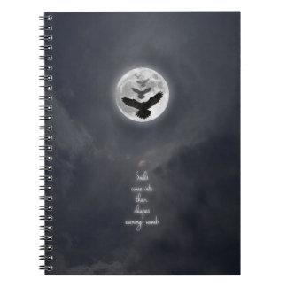 Cuaderno de la matriz de la tarde