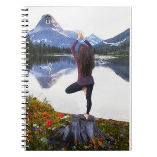 Cuaderno de la yoga
