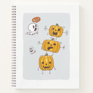 Cuaderno de las calabazas y de los fantasmas de